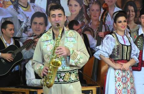 Florin Ionas – Potpuriu instrumental