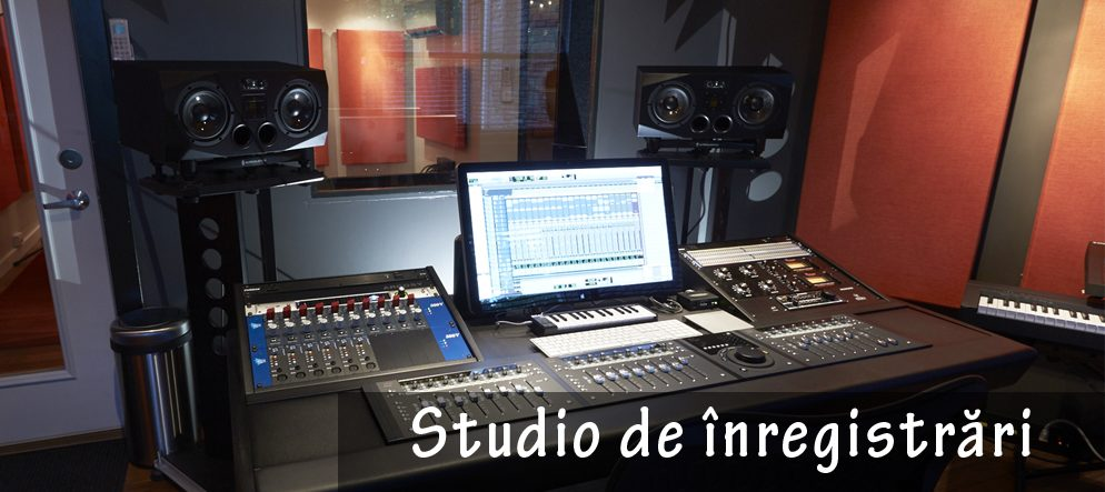 Studio Inregistrari Audio Video - General Music